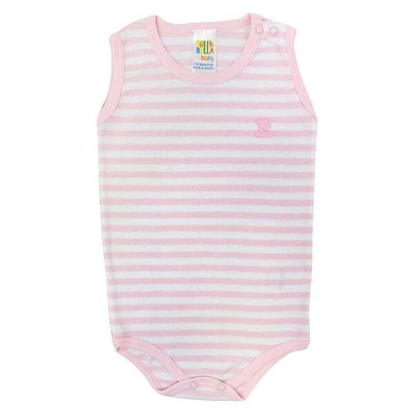 Pulla Bulla Toddler Striped Sleeveless Bodysuit sizes 1-3 years