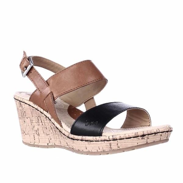 B.O.C Womens Olivia Open Toe Casual Platform Sandals