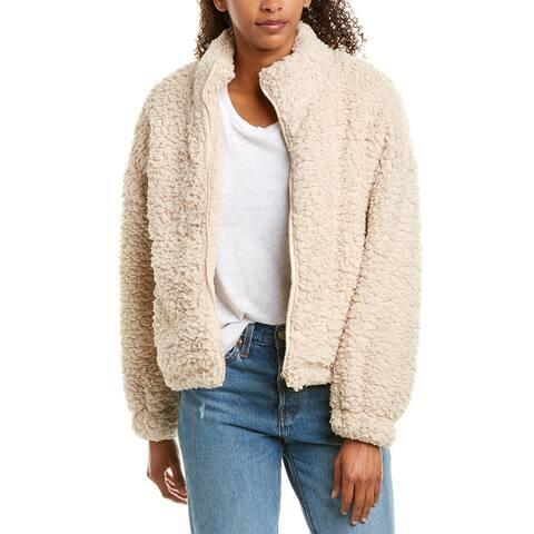 Very J Total Fuzzy Jacket