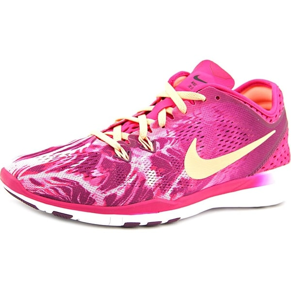 Nike Free 5 TR Fit 5 PRT Round Toe Synthetic Cross Training
