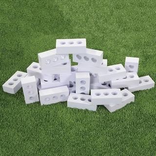 Foam Ice Brick Builders - Set of 25