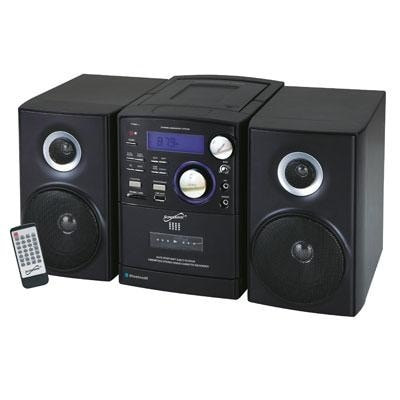 Supersonic Sc-807 Bluetooth Portable Audio System - Ipod Supported