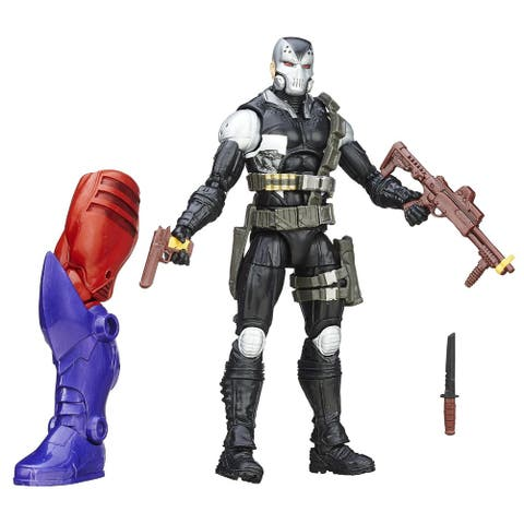"Captain America Marvel Legends 6"" Action Figure Demolition Man - multi"