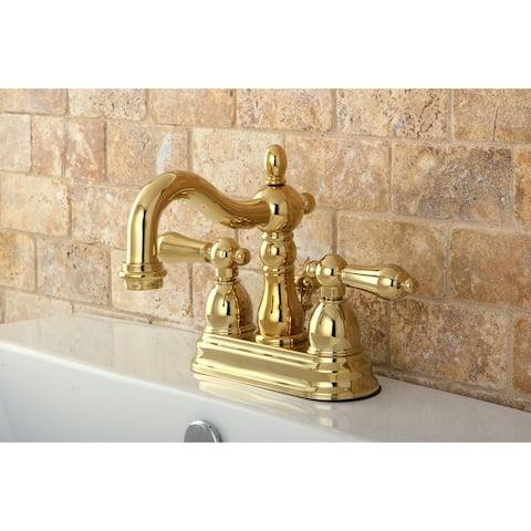 Heritage 4 in. Centerset Bathroom Faucet