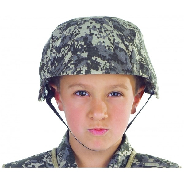 Army Helmet Child Costume Accessory