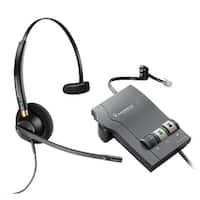 Plantronics Encore Pro HW510 with M22 Monaural Noise-Cancelling Headset