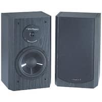 "Bic Venturi Dv62Sib 6.5"" Bookshelf Speakers"