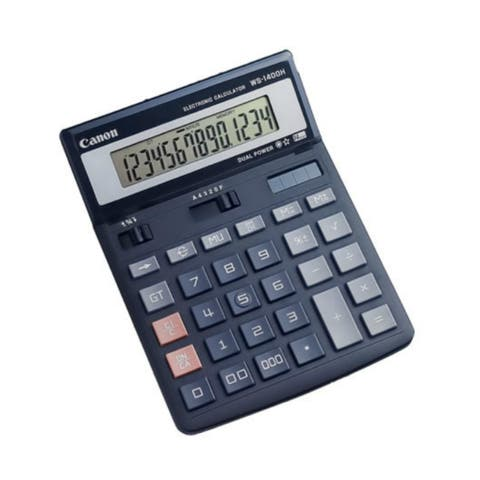 Canon WS1400H Display Calculator WS1400H Display Calculator