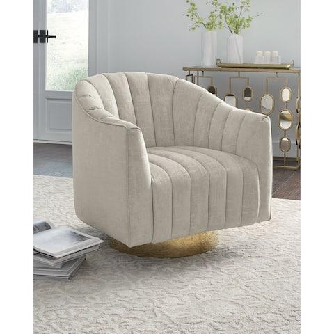 "Penzlin Swivel Accent Chair - 30""W x 30""D x 31""H"