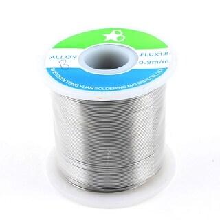 0.8mm 750G 63/37 Rosin Core Flux 1.8% Tin Lead Roll Soldering Solder Wire