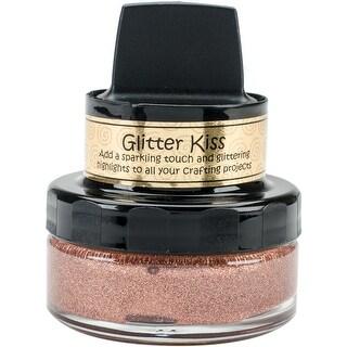 Cosmic Shimmer Glitter Kiss-Light Copper