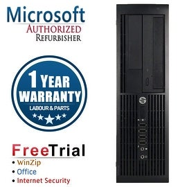 Refurbished HP Compaq 4000 Pro SFF DC E5800 3.2G 2G DDR3 80G DVD Win 7 Pro 64 Bits 1 Year Warranty
