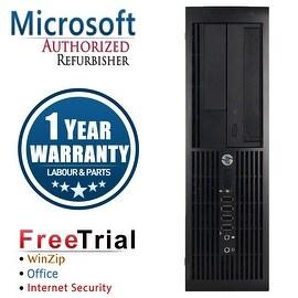 Refurbished HP Compaq 4000 Pro SFF Intel Core 2 Duo E7500 2.93G 2G DDR3 160G DVD Win 7 Pro 64 Bits 1 Year Warranty