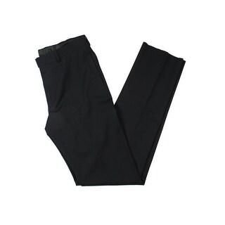 Calvin Klein Mens Dress Pants Twill Business