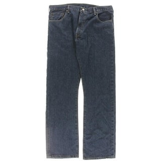 Levi's Mens Classic Jeans Medium Wash Denim - 38/34