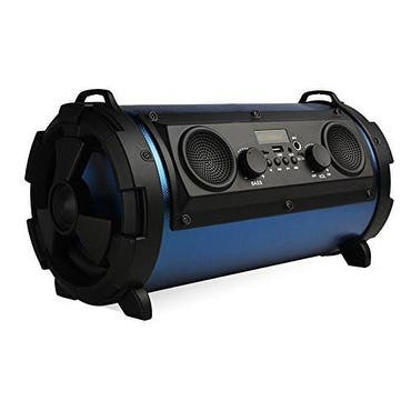 "Kanstar 15"" Portable Thunder Sonic Bluetooth Loud Speaker with Built-in FM Radio"