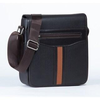 MKF Collection Daniel Messenger Crossbody Men Bag by Mia K. Farrow (2 options available)