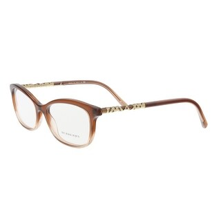 Burberry BE2231 3608 Amber/Gold Cat Eye Opticals - 54-18-140