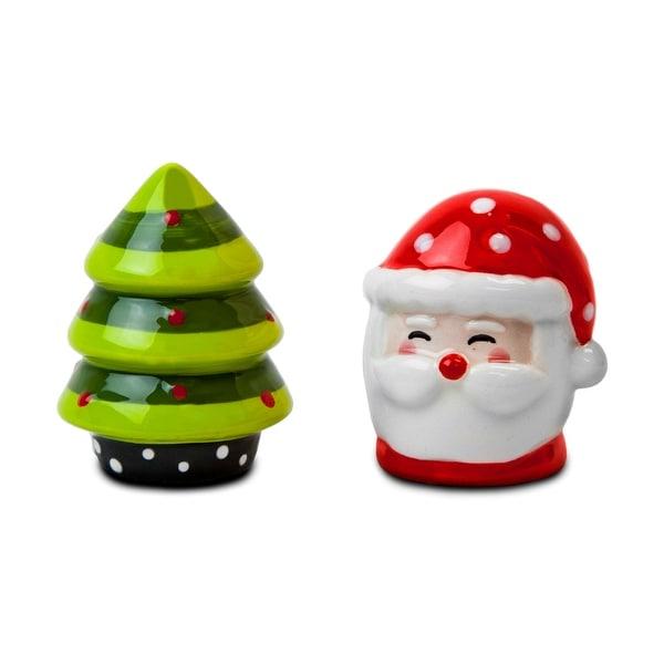 Silvestri Christmas Salt and Pepper Shakers