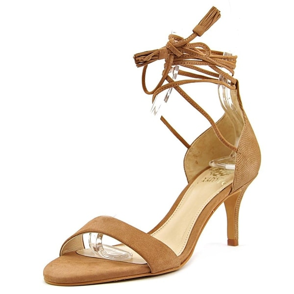 Vince Camuto Kathin Women Open Toe Leather Sandals
