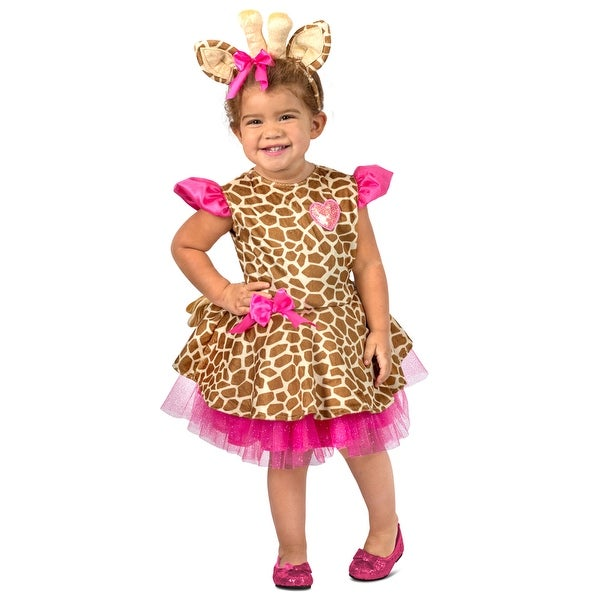toddler gigi the giraffe halloween costume