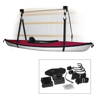 Attwood Kayak Hoist System - Black