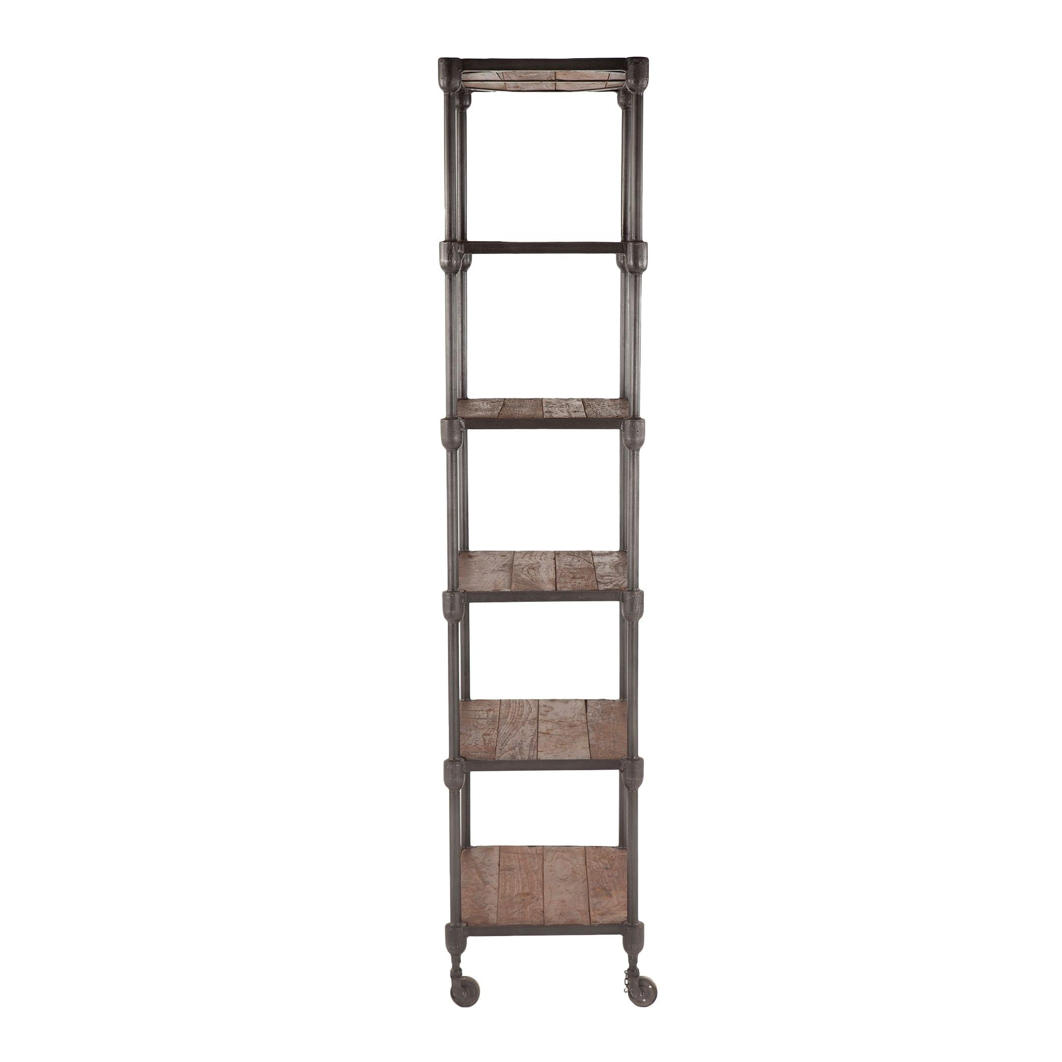 Paxton 25-Inch Wide Industrial Bookshelf - Overstock - 26970403