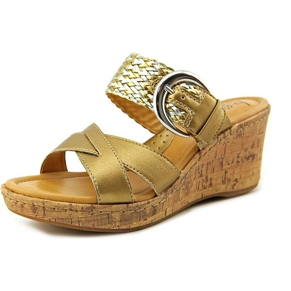 Born Womens JONNA Open Toe Casual Platform Sandals
