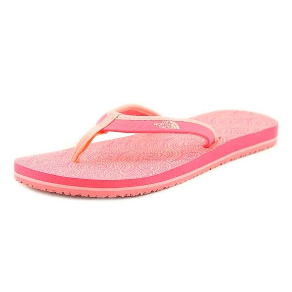 The North Face Base Camp Mini Women Open Toe Synthetic Flip Flop Sandal