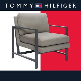 Tommy Hilfiger Russell Metal Frame Accent Chair