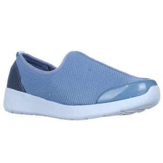 Easy Spirit Funrunner Sport Flats - Medium Blue, 7 W US