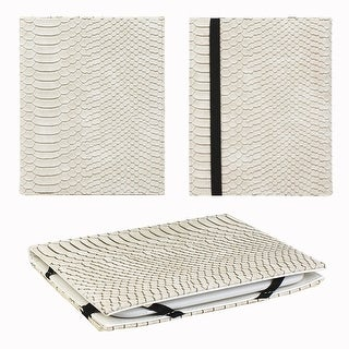 """JAVOedge Snake Skin 6"""" Universal eReader Book Case for the Nook Touch, Glowlight, Kobo Glo, Touch, Kindle"""
