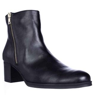 Aerosoles Boomerang Ankle Boots - Black