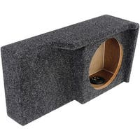 "Atrend A371-10Cp Bbox Series 10"" Subwoofer Box For Ford(R) Vehicles (Single Downfire)"
