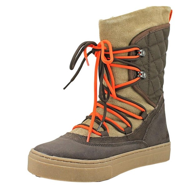 Aldo Thessa Brown Snow Boots