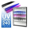 240 Pcs of Assorted UV Tapers with 'VERSA' Taper Display Board - Thumbnail 0