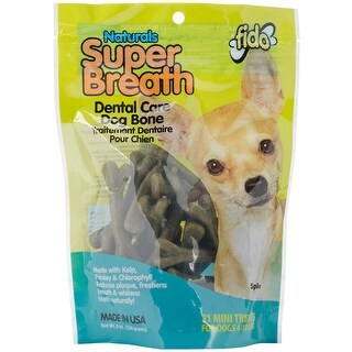 Mini - Super Breath Treats 8Oz Bag