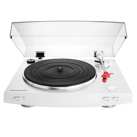 AudioTechnica AT-LP3 Fully Automatic Belt-Drive Stereo Turntable