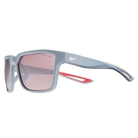 Shop Nike Mens Fleet E Wolf Grey With Speed Tint Lens Sunglasses