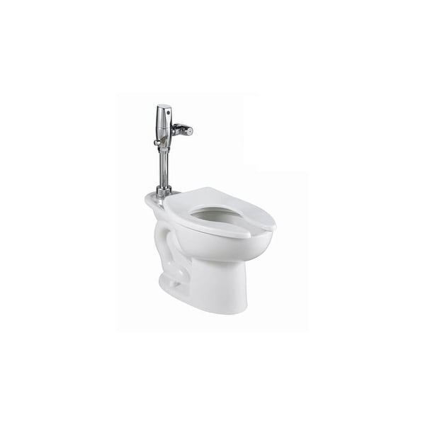 American Standard 3451.001 Madera Elongated Toilet Bowl Only - White