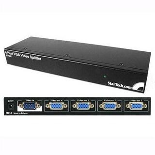 4-Port Video Splitter/Amp