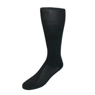 Windsor Collection Women's Coolmax Cotton Support Compression Walking Socks - One Size