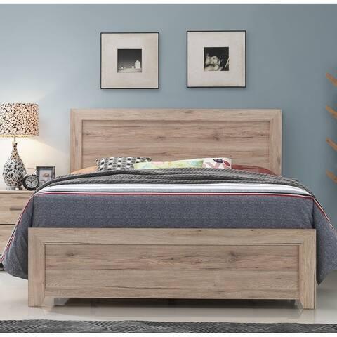 Stella Panel Bed