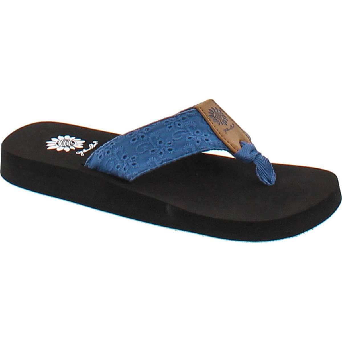 9b206201f522 Buy Yellow Box Women s Sandals Online at Overstock