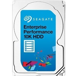 Seagate Technology ST600MM0158 Seagate Enterprise ST600MM0158 600 GB 2.5 Internal Hybrid Hard Drive - 32 GB SSD Cache
