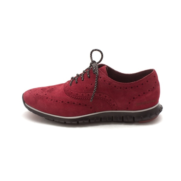 Cole Haan Womens Colleensam Low Top Lace Up Running Sneaker - 6