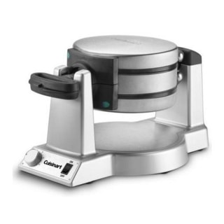"""Link to Cuisinart Double Round Belgian Waffle Maker - 15.50"""" x 9.75"""" x 9.30"""" Similar Items in Kitchen Appliances"""