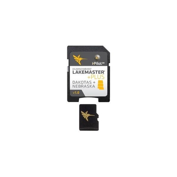 Humminbird LakeMaster Dakotas/Nebraska PLUS - Version 1 Map card 600013-4