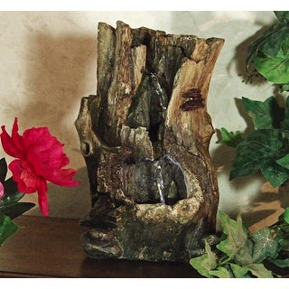 Alpine WIN326 Tabletop Fountain with LED Light
