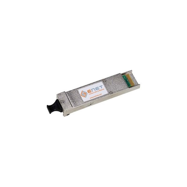 ENET XFP-LR-ENC Aruba XFP-LR Compatible 10GBASE-LR XFP 1310nm 10km DOM Duplex LC SMF 100% Tested Lifetime Warranty and